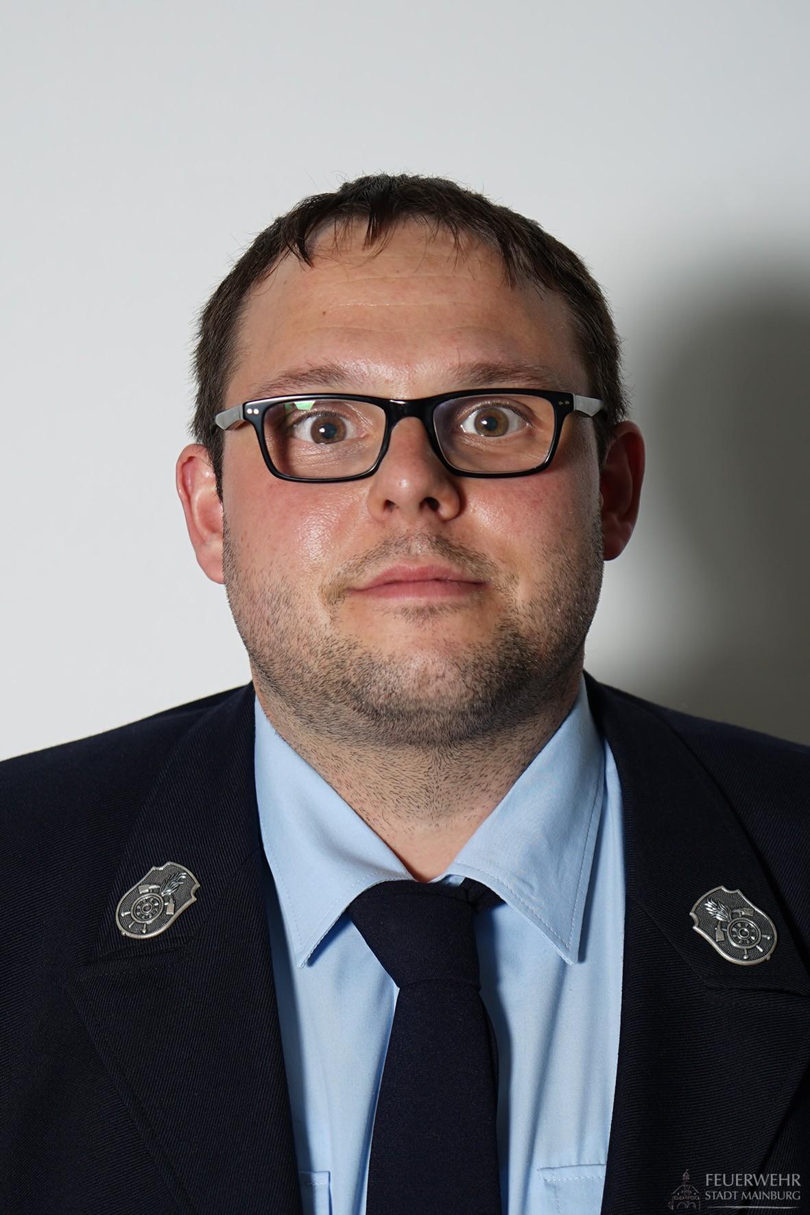 Kassier Christian Schlemmer