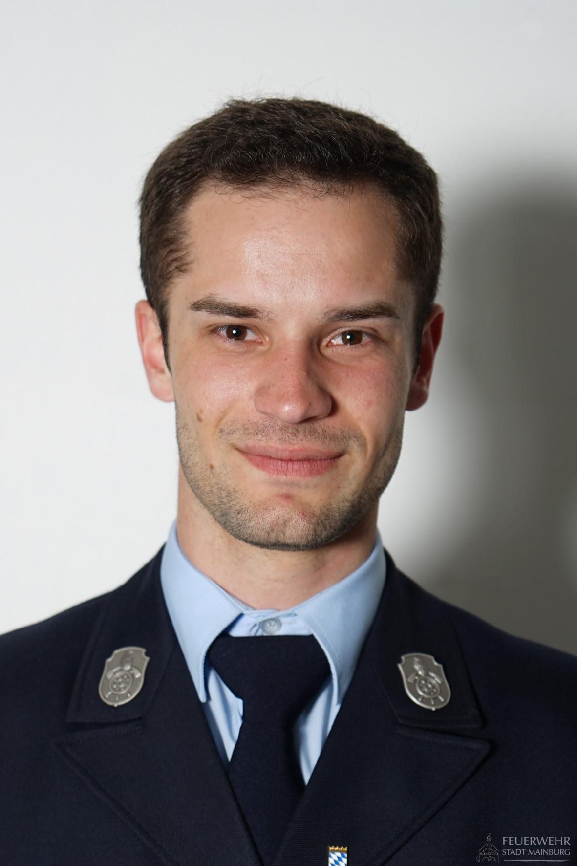 stv. Jugendwart Marco Striegl