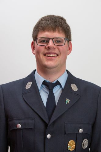 Leiter Sanitätsgruppe Mathias Lühr
