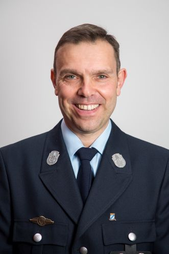 Leiter Gefahrgut / Strahlenschutz Timo Lambertsen
