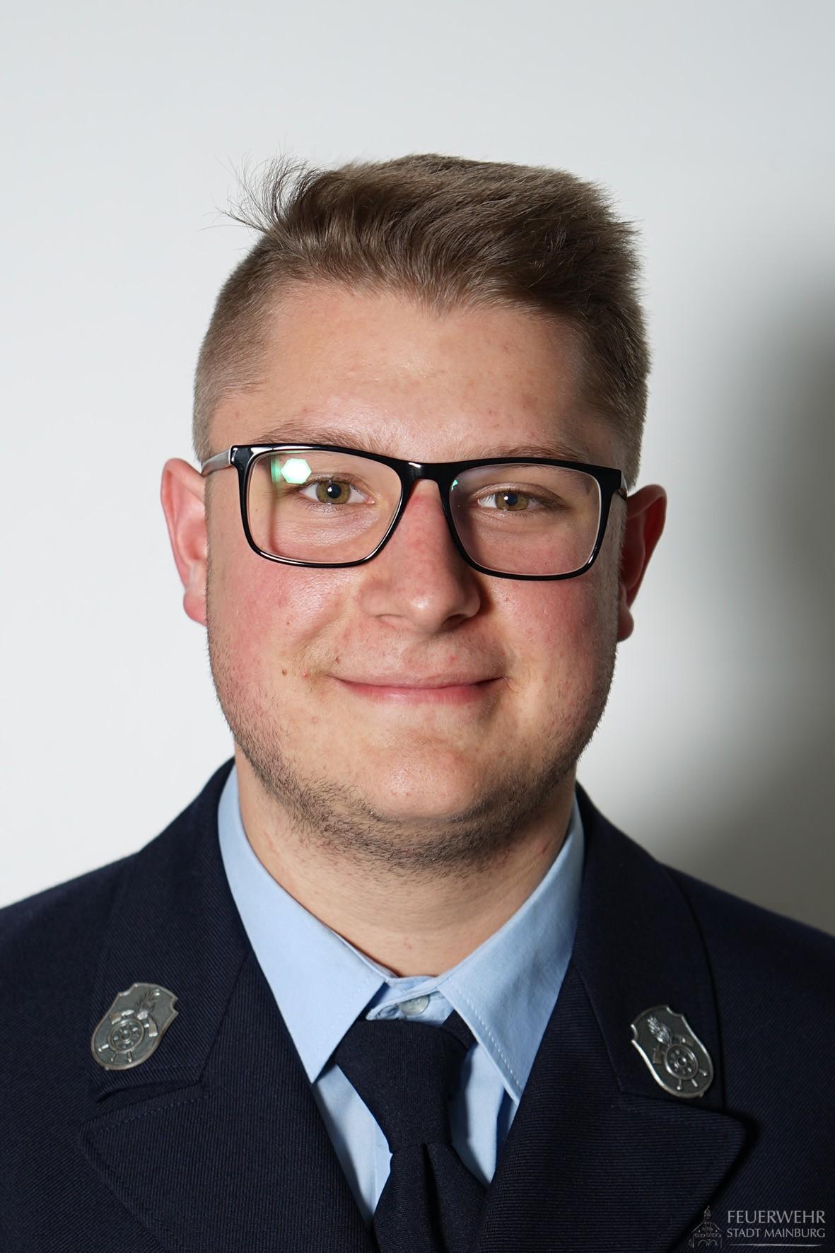 Jugendwart Tobias Haydn