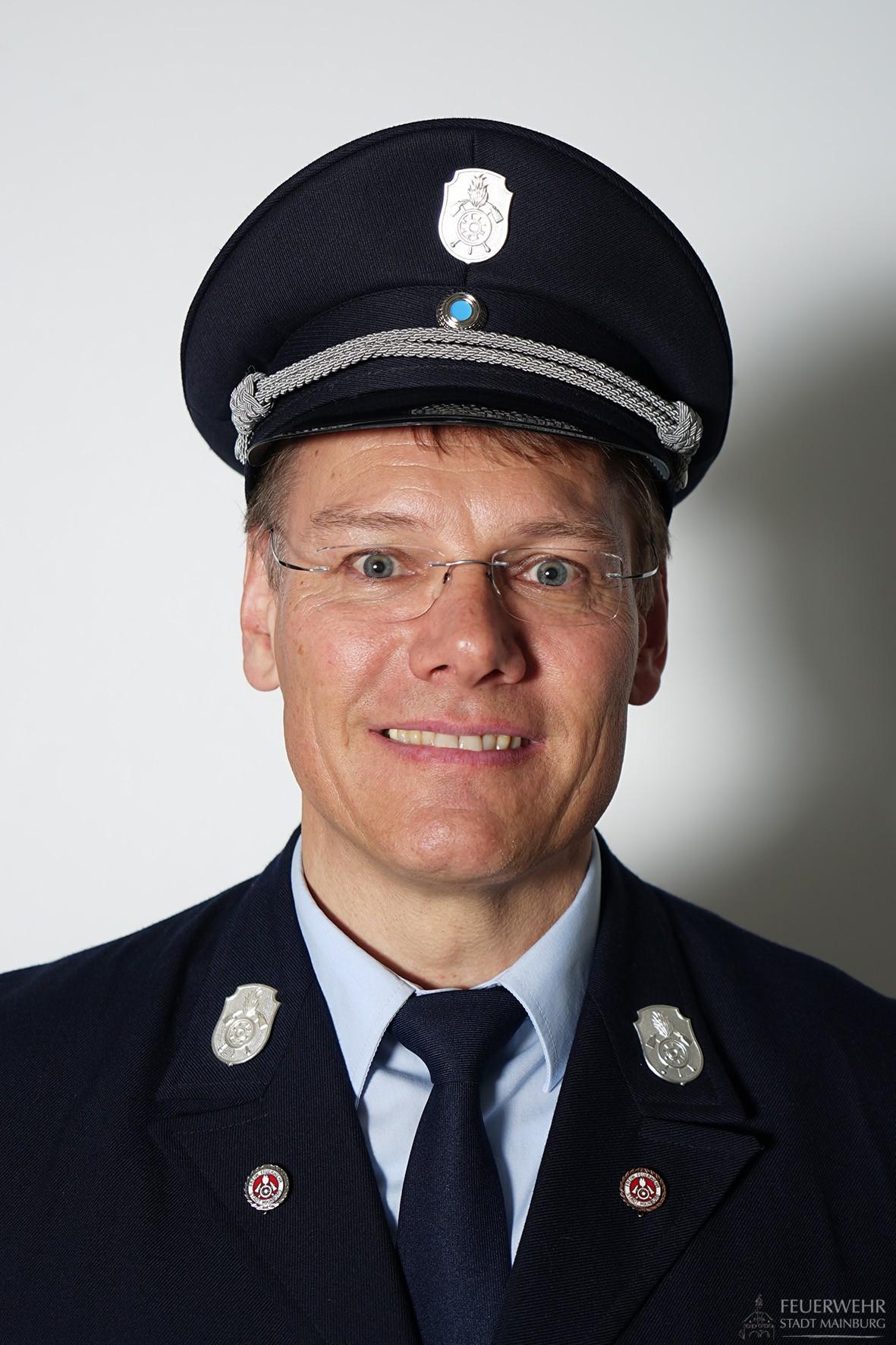 3. Vorstand / Kommandant Gerhard Müller