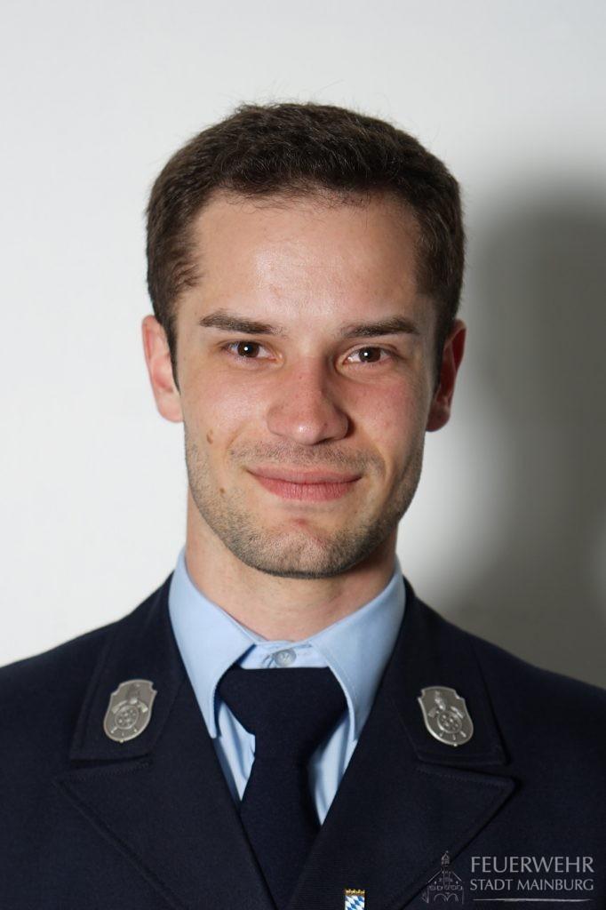 Jugendwart Marco Striegl
