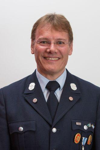 Kommandant Gerhard Müller (seit 2018)