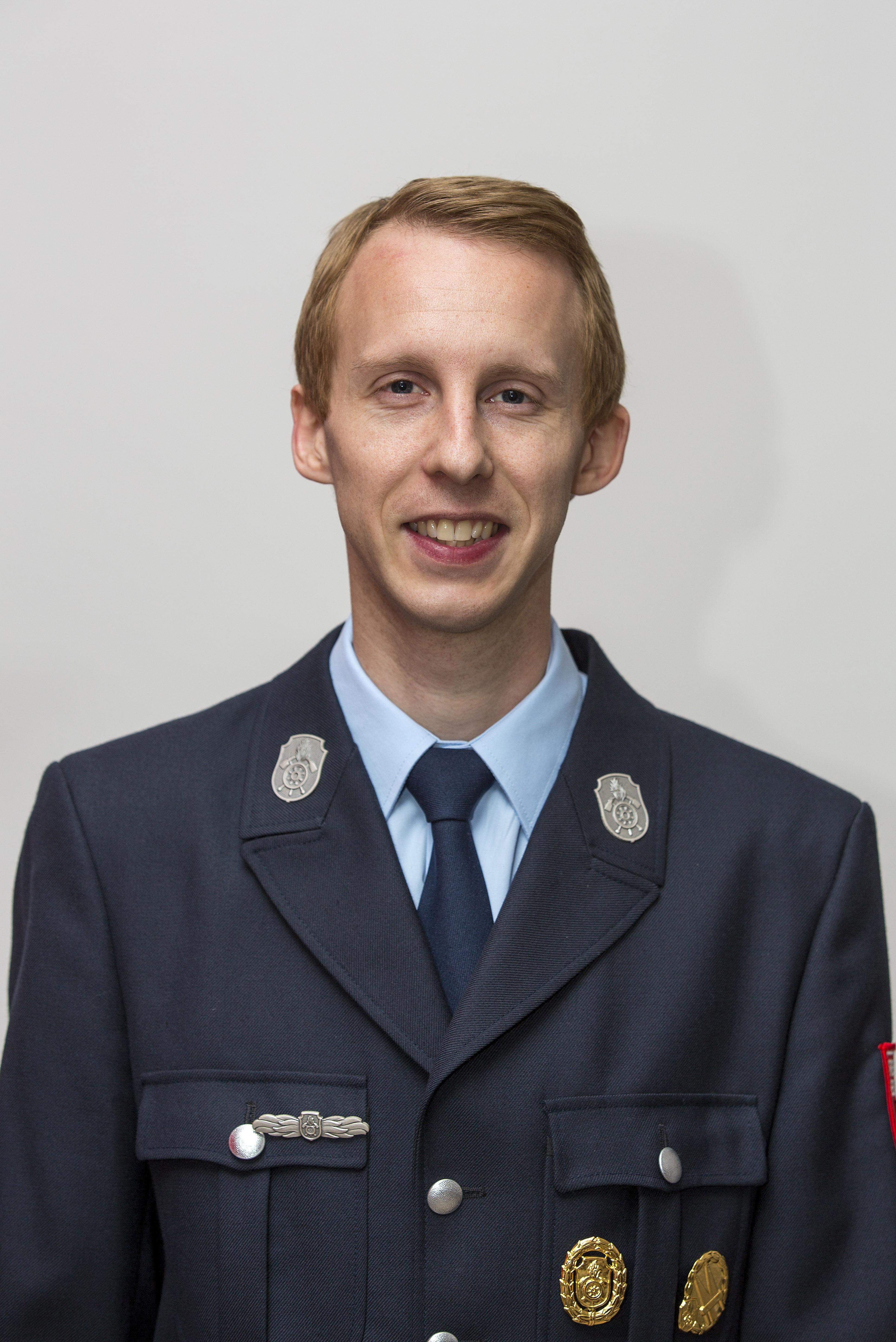 Beisitzer Martin Schöll