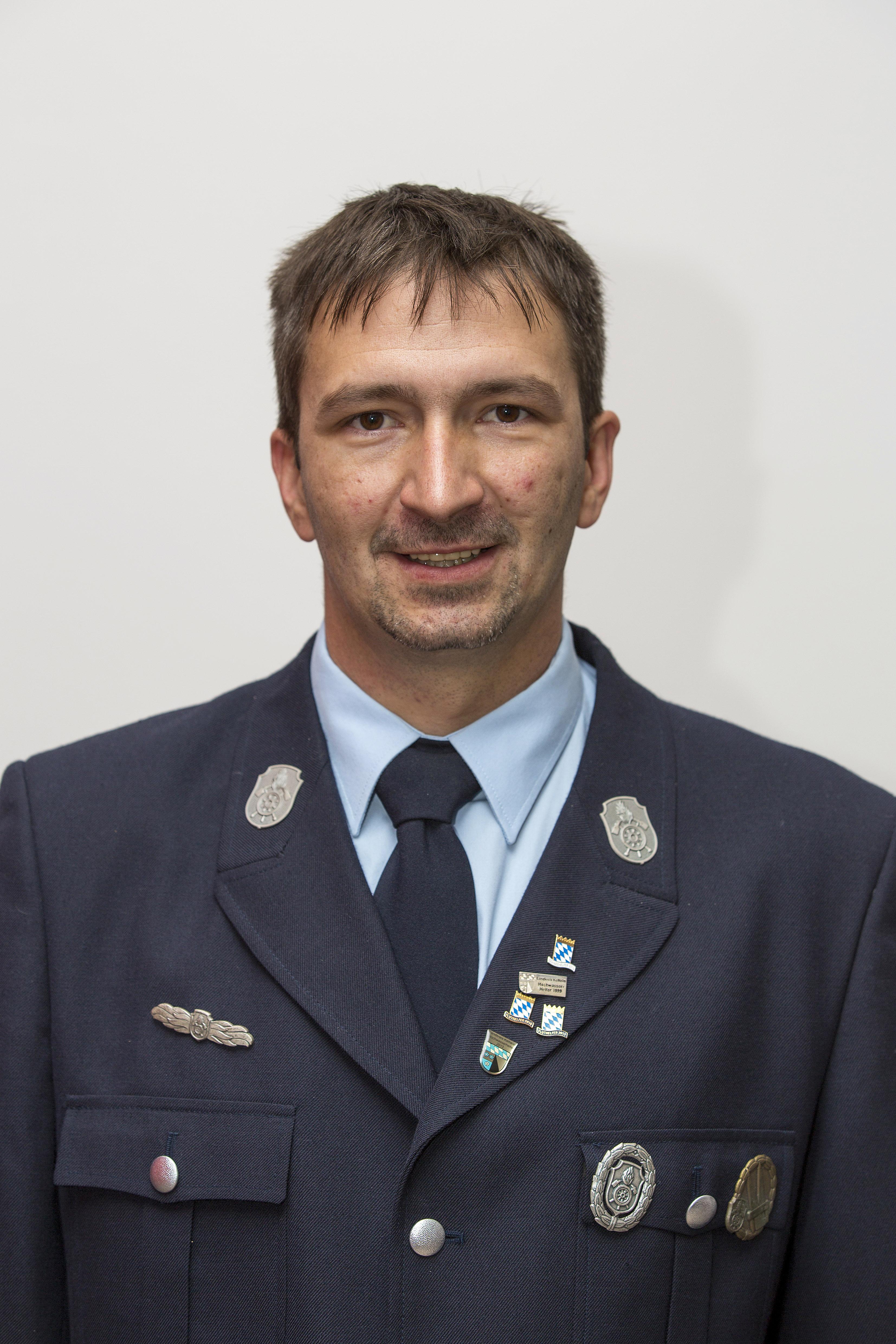 Beisitzer Andreas Grätz